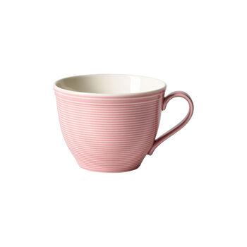 Color Loop Rose tasse à café 12x9x7cm