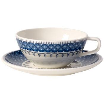 Casale Blu ensemble à thé, 2pièces