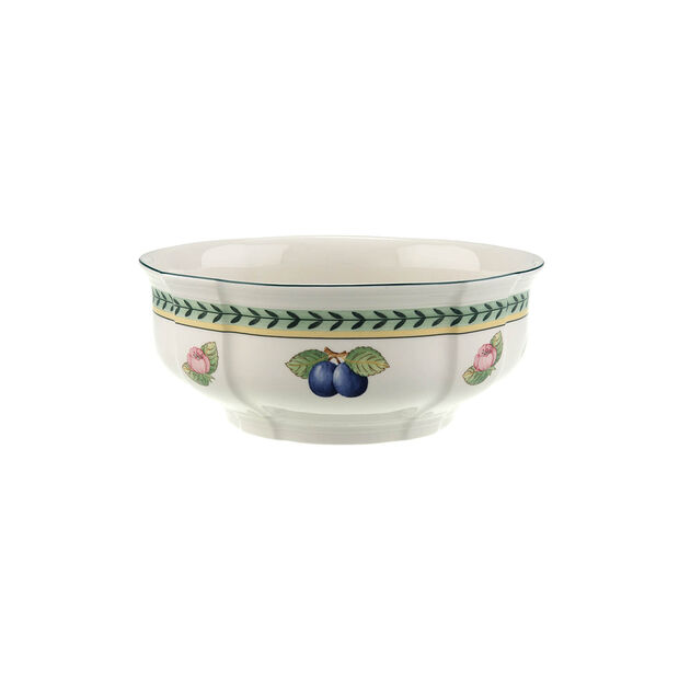 French Garden Fleurence plat creux rond, , large