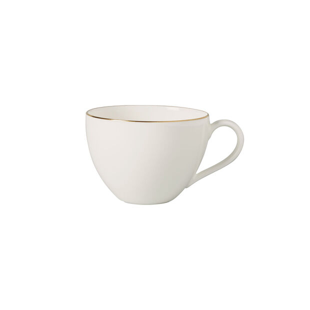 Anmut Gold tasse à café, blanc/or, , large