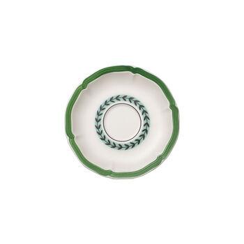 French Garden Green Line Soucoupe tasse petit-déjeuner 17cm