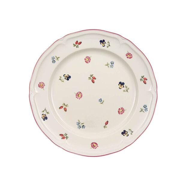 Petite Fleur assiette plate, , large