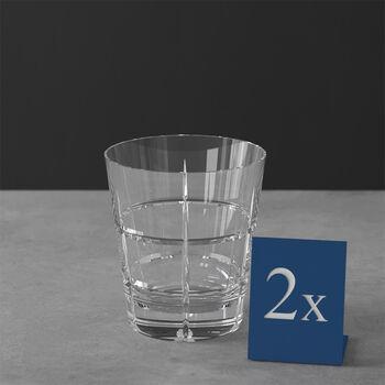 Ardmore Club ensemble de verres à Whisky, 2pièces