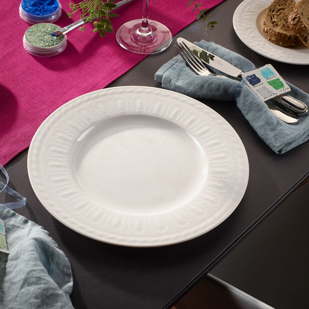 Cellini assiette plate, , large