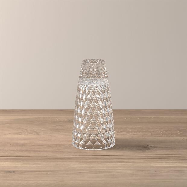 Boston bougeoir et vase, petit modèle, 16cm, , large