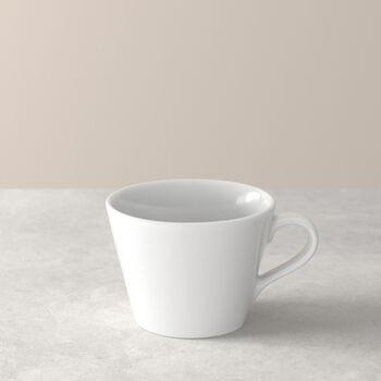 Organic White tasse à café, blanche, 270ml