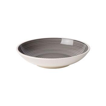 Manufacture gris bol à pâtes