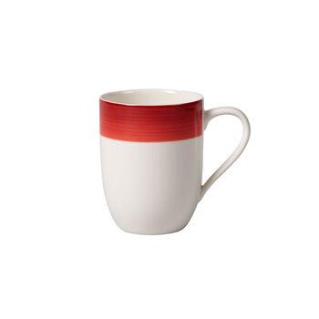 Colourful Life Deep Red mug à café