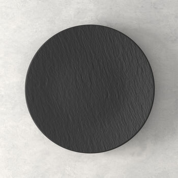 Manufacture Rock assiette coupe universelle, 25cm