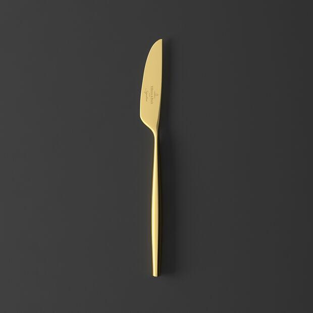 MetroChic d'Or Couteau à dessert 201mm, , large