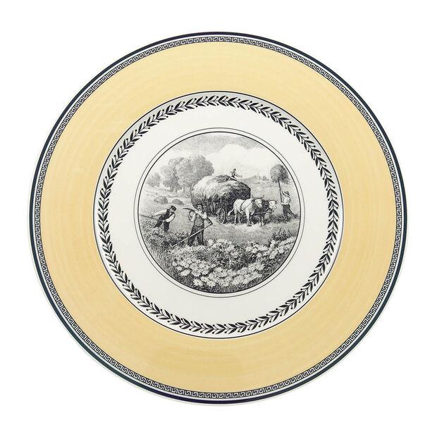 Audun Ferme assiette de présentation, , large
