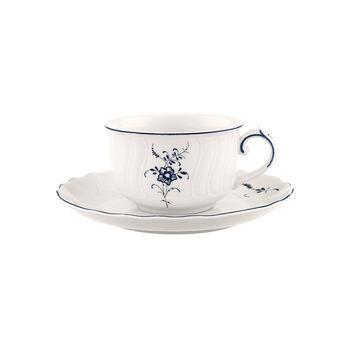 Vieux Luxembourg ensemble à thé 2pièces