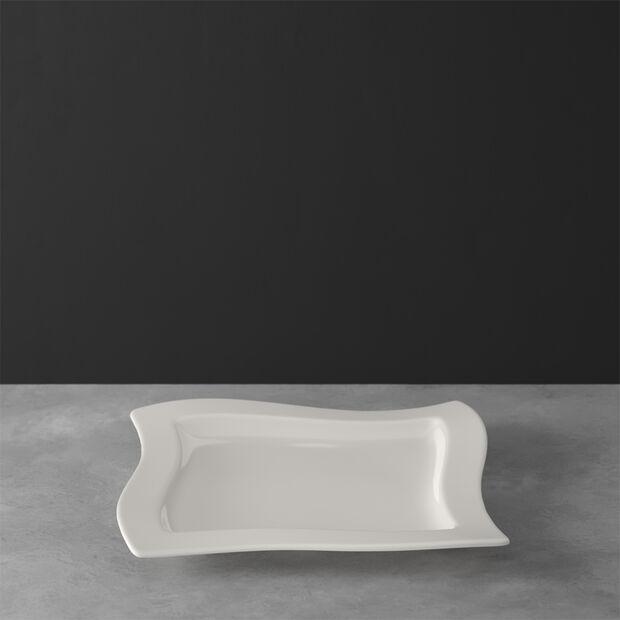 NewWave plat carré 34 x 34 cm, , large