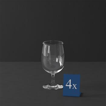 La Divina verre à eau, 4pièces