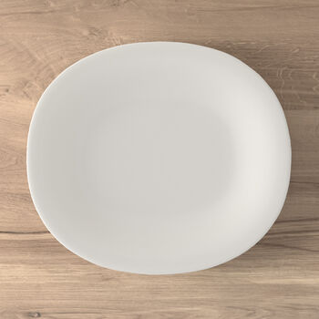 New Cottage Basic assiette plate ovale