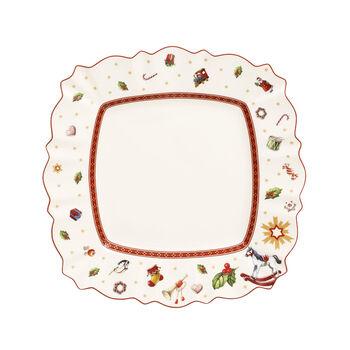 Toy's Delight assiette plate carrée