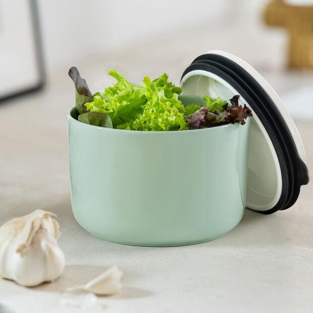 ToGo&ToStay boîte à repas, 13x9,5cm, ronde, vert menthe, , large