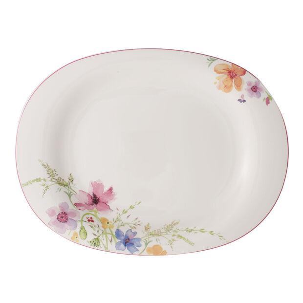 Mariefleur Basic plat à servir 42cm, , large