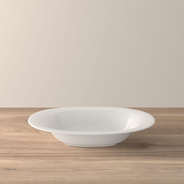 New Cottage Basic assiette creuse ovale, , large