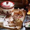 Winter Bakery Delight bol motif étoile filante, , large