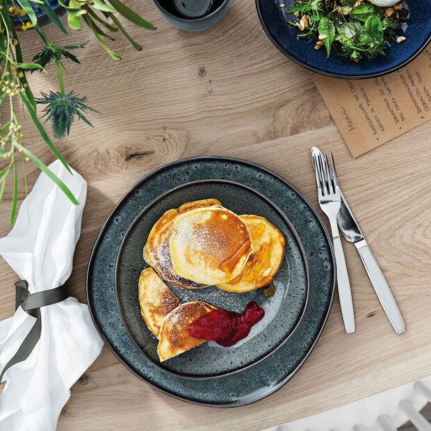 Lave Gris assiette plate, , large