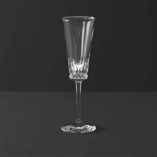 Grand Royal White Gold Flûte à champagne 239mm, , large