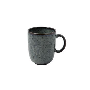 like. by Villeroy & Boch Lave Gris mug