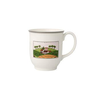 Charm & Breakfast Design Naif mug à café