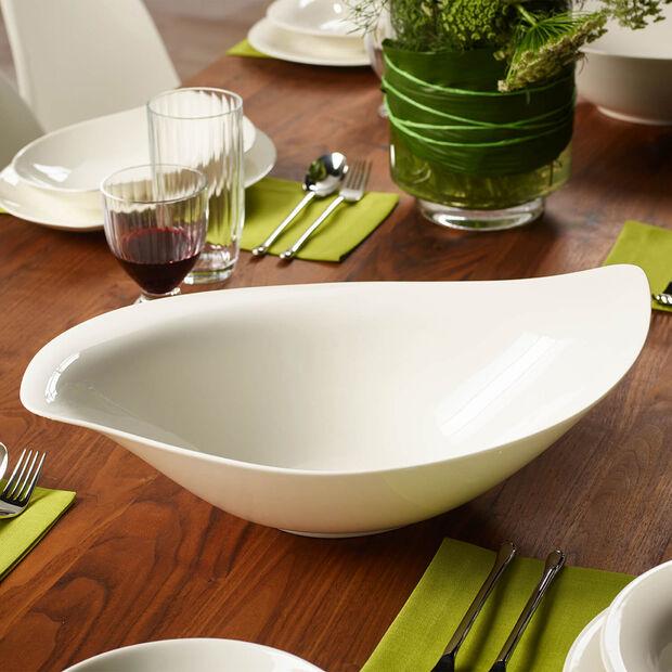 New Cottage Special Serve Salad saladier 45x31cm, , large