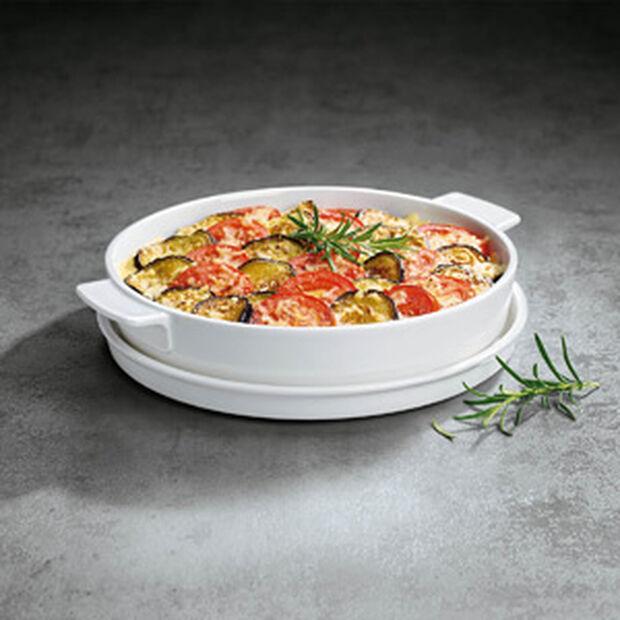 Clever Cooking plat à four rond, 28cm, , large