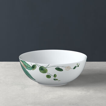 Avarua bol à salade, 23cm, blanc/multicolore