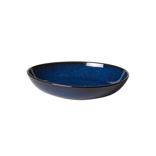 Lave Bleu petite coupe plate, , large