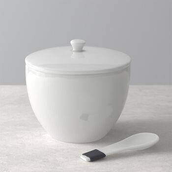 Tea Passion Boîte à thé avec couvercle