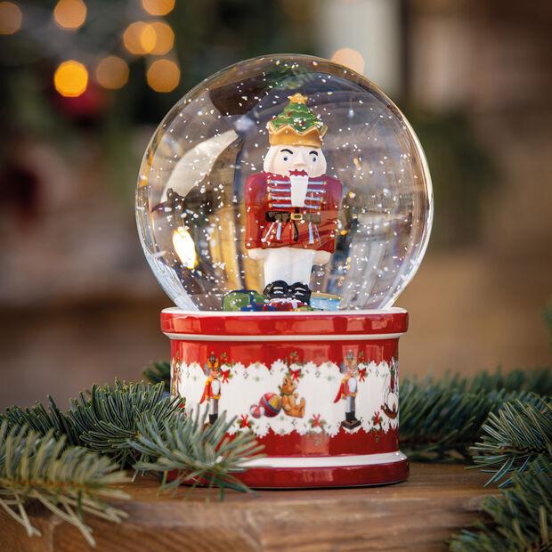 Christmas Toys Boule de neige grde, 2021 13x13x17cm, , large