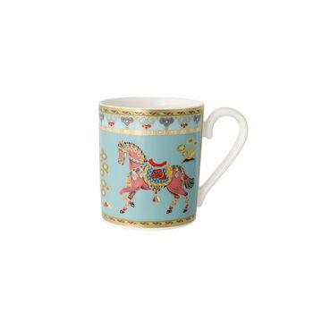 Samarkand Aquamarin mug à café à anse
