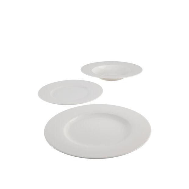 vivo | Villeroy & Boch Group Basic White Ensemble de vaisselle de base, 18pièces, , large