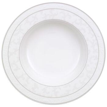 Gray Pearl assiette creuse