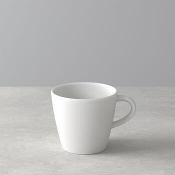 Manufacture Rock Blanc tasse à café, blanche, 10,5x8x7,5cm