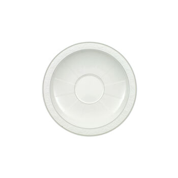 Gray Pearl Soucoupe tasse bouillon