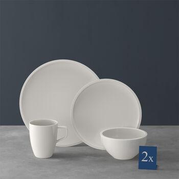 Artesano Original ensemble de vaisselle Starter, 8pièces
