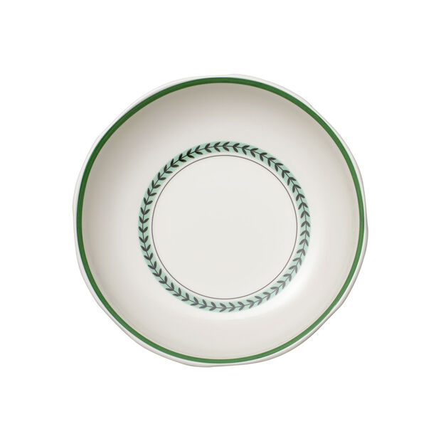 French Garden Green Line coupe plate, , large