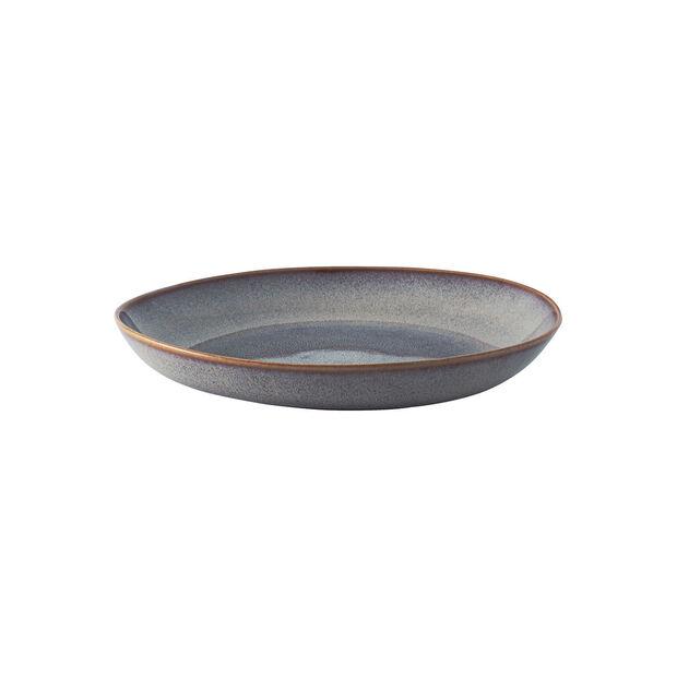 Lave Beige coupe plate, beige, 28x27x4,3cm, , large
