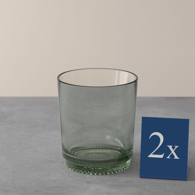 like. By Villeroy & Boch it's my match ensemble de verres à eau mineral, vert, 9x10cm, 2pièces, , large