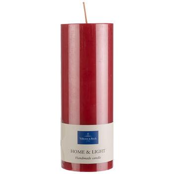 Essentials Bougies Rouge pillar 19cm