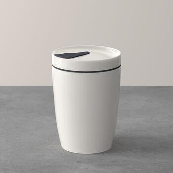 Mug à café To Go, 270 ml, blanc