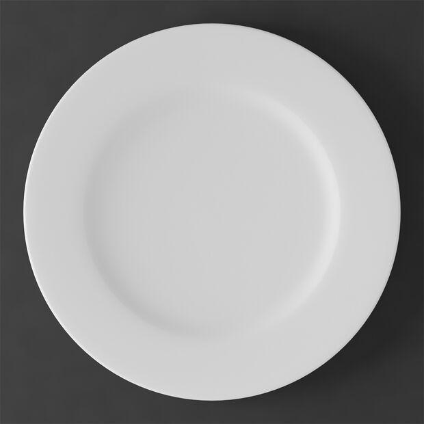 Assiette Gourmet/Place Blanc Nacré, , large