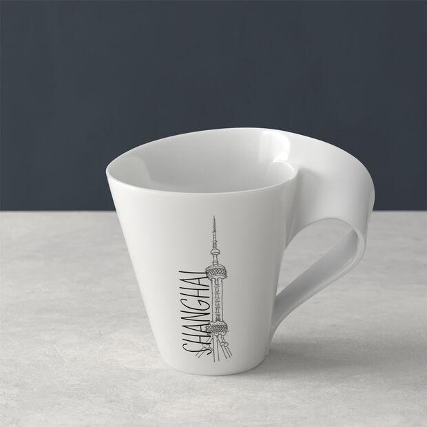 Modern Cities mug à café, Shanghai, 300ml, , large
