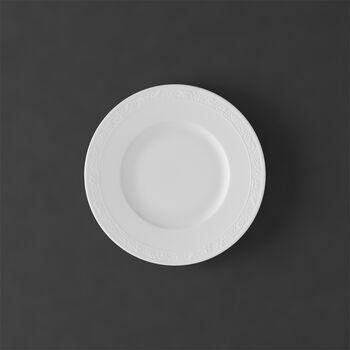 White Pearl assiette à pain