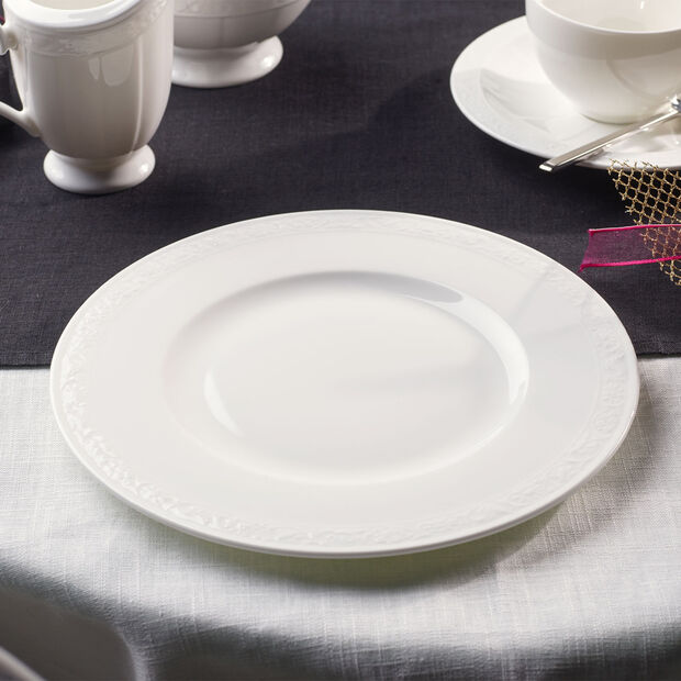 White Pearl assiette à dessert, , large