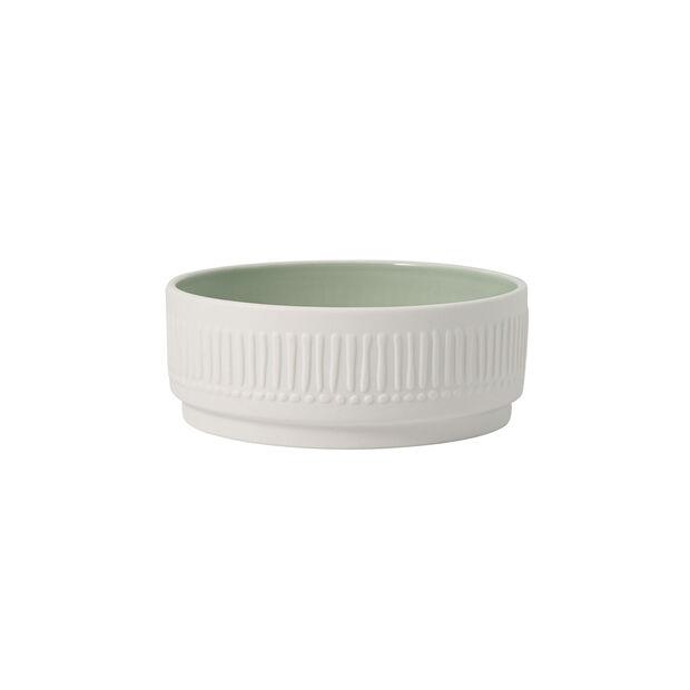 it's my home pot de fleurs Blossom, vert/blanc, , large